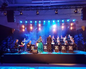 SAMK houseband Pori Big Band