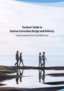 Kansi 2019 B 11 SAMK Teachers Guide To Tourism Curriculum